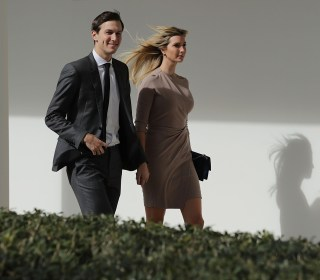 Ivanka Trump, Jared Kushner: Rising Powers at the White House