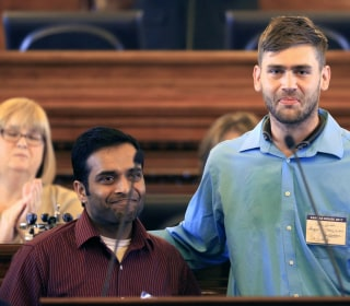 Man Hurt Intervening in Kansas Bar Shooting Receives $100,000 from Indian-American Charity