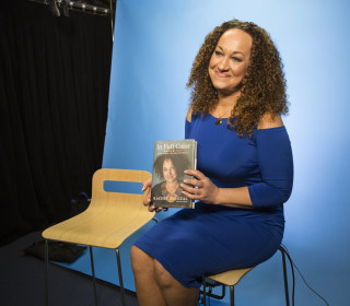 Rachel Dolezal Says She Identifies as Trans-Black