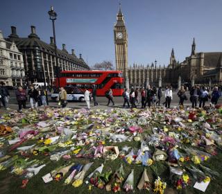 Wife of London Terrorist Khalid Masood: 'Saddened and Shocked' by Attack