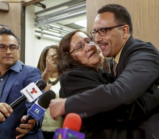 Wrongly Convicted Man Freed After 20 Years in Prison in Calif.