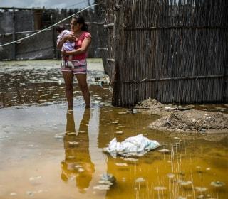 Devastating Floods in Peru Displace Tens of Thousands