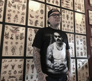 San Diego Tattooer Finds Success Blending Past and Present