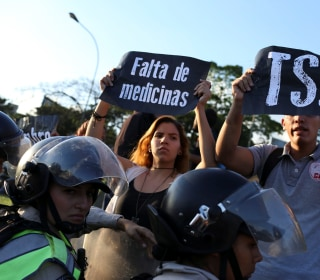 U.S. State Department, Lawmakers Condemn Venezuela Power Grab