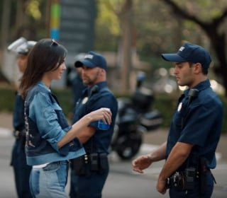 Late-Night Hosts Skewer Kendall Jenner's Pepsi Ad