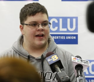 U.S. court backs transgender student at center of bathroom dispute
