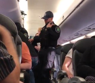 United Airlines CEO Apologizes After Video Shows Man Dragged Off Flight