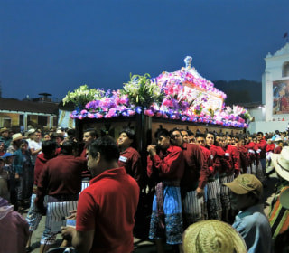 A Mayan and Catholic Easter Tradition? Yes, in Santiago Atitlán, Guatemala