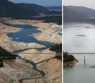 Drought Worries Over! See Water's Dramatic Return to California