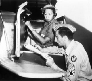 Remembering Hazel Lee, the First Chinese-American Female Military Pilot
