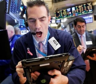 As More and More Red Flags Go Up, Is Wall Street About to Start a Slide?