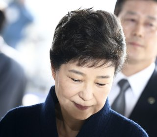 South Korea's Ex-President Park Geun-hye Indicted on Corruption Charges