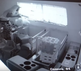 Man Breaks Into New Orleans Preschool, Beds Down for the Night