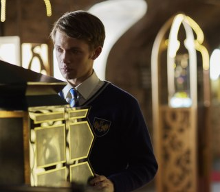 'Class': New 'Doctor Who' Spinoff Brings Gay Alien to the Small Screen
