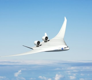 Airliners of the Future May Sport Some Very Unusual Designs