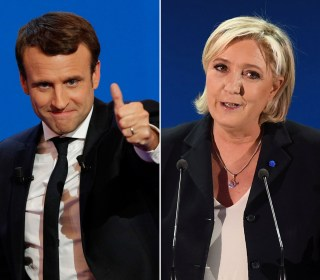 Macron, Le Pen to Face Off Following First Round of France Presidential Election