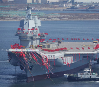 'Rise of China': Beijing Unveils New Aircraft Carrier to Much Fanfare