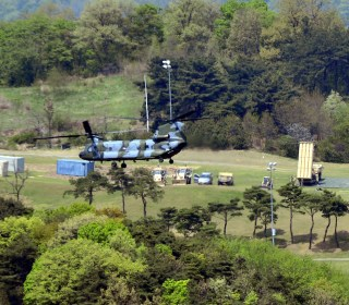 U.S.'s THAAD Missile Defense System Installed in South Korea as Tensions Rise
