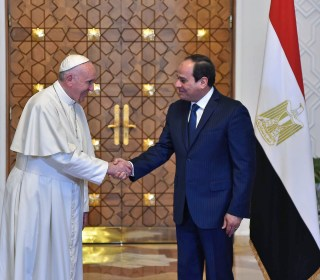 Pope Francis Visits Egypt's Muslims and Persecuted Christians