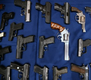 America's Relationship With Guns? New Research Shows It's Complicated