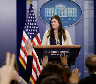 The White House's Explanation for Firing Comey Crumbles