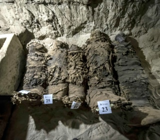 Archaeologists in Egypt Uncover Human Necropolis With at Least 17 Mummies