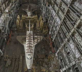 The Russian Space Shuttle That Never Was