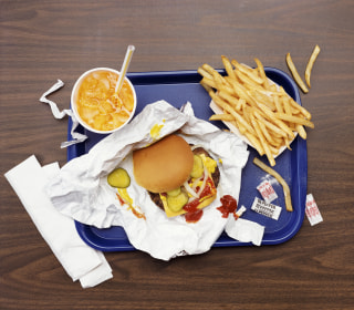 How to make your fast food habit healthier