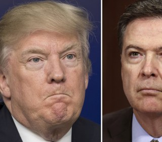 Here's Where Comey's Testimony Contradicts Trump