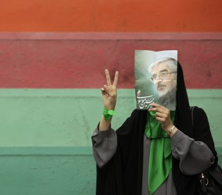 Iran Election: Mousavi Looms Over Vote Years After Detention