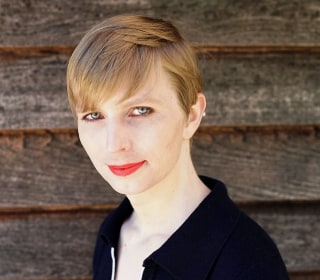 Chelsea Manning Reveals First Photo Since Being Released From Prison