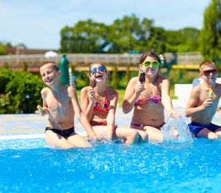 Poop in Pools: Outbreaks of Parasite on Rise