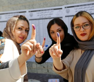 Iranian Women Fear Gains Will Be Lost If Rouhani Loses Election