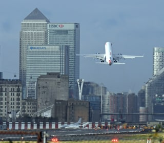 London City Airport closed after unexploded WWII bomb is found