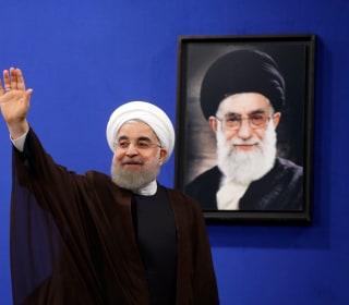 Iranian President Calls U.S. Relations a 'Curvy Road'