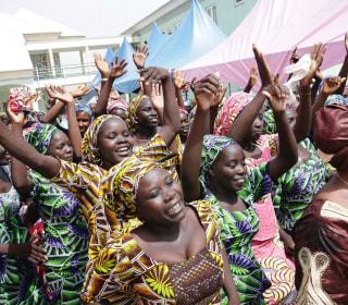 Nigeria's Chibok Girls: Emotions Run High as Families Are Reunited Following Boko Haram Captivity
