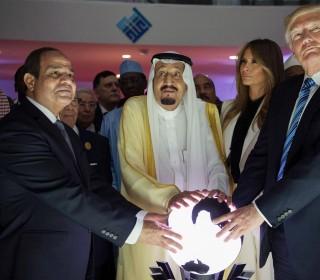 NBC's Hallie Jackson Trump Trip Notebook: In the Gold Souk