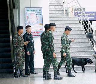 Bangkok Hospital Bomb Wounds 25 on 3rd Anniversary of Coup