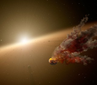 Mysterious 'Alien Megastructure' Star Is at It Again