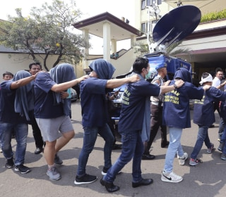Indonesian Police Detain 141 Men in Gay Club Raid