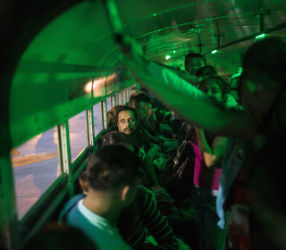 17 People Dead After Bus Plunges 300 Feet Off Mexican Roadside