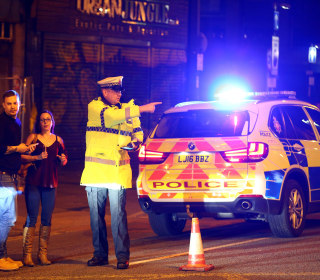 At Least 20 Killed After Possible Explosions at Manchester Concert Featuring Ariana Grande