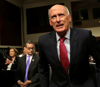 Coats Won't Say Whether Trump Asked Him To Push Back on Russia Probe