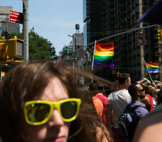 NYC Pride March to Be Broadcast by TV Network for First Time