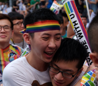 Taiwan Court Rules Same Sex Marriage Legal in Asia First