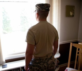 OutFront: Retired Army Major Fights on Front Lines for Trans Veterans
