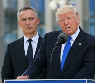 Trump Needles NATO Allies on Debt, Raising Eyebrows at 9/11 Ceremony