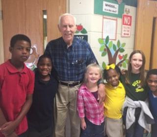 WWII Veteran, 91, Is Nashville's Longest-Serving Substitute Teacher