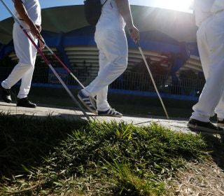 Baseball For The Blind Takes Flight In Cuba