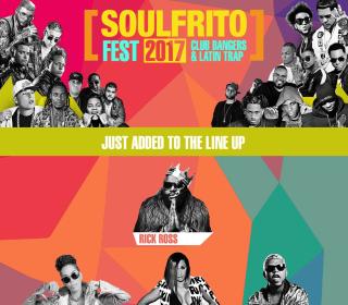 Latin Trap & Hip-Hop Unite at Upcoming Soulfrito Festival